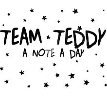 #TEAM TEDDY Photographic Print