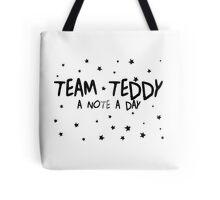 #TEAM TEDDY Tote Bag