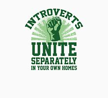 Introverts Unite Unisex T-Shirt