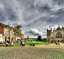 Cathedral Green  by Rob Hawkins