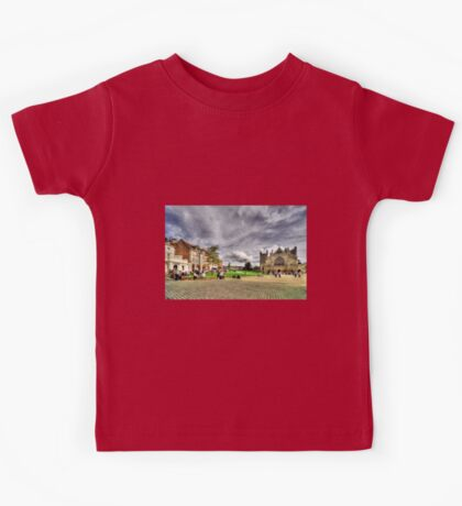 Cathedral Green  Kids Tee