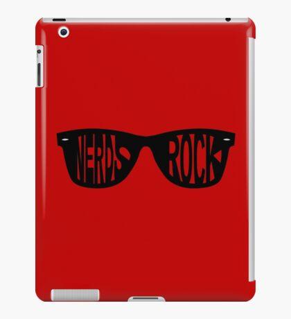 Nerds Rock iPad Case/Skin