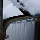 A Forgotten Wheelbarrow  by illPlanet