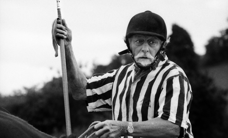 Polo Match, Dulverton, England by Tim Collier