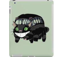 Spooky Catbus iPad Case/Skin
