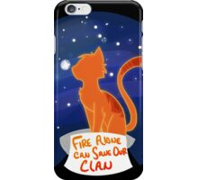 Fire Alone iPhone Case/Skin