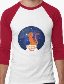Fire Alone Men's Baseball ¾ T-Shirt