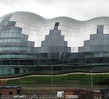 Tyneside Reflections  by Carolyn Boyden
