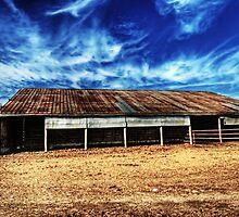 Old Dairy Farm - Saint Jo , Texas by jphall