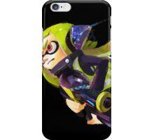 splatoon squid girl hero  iPhone Case/Skin
