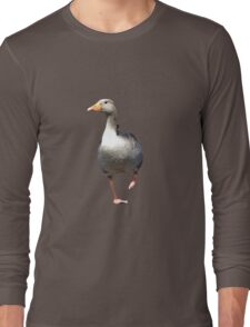 Goose on the Loose Long Sleeve T-Shirt