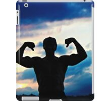 Muscle at Sunset iPad Case/Skin