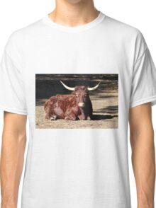 Bull Relaxing Classic T-Shirt