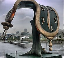 What's the time Mr Dali..? by Larry Lingard-Davis