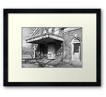 Fort Howard Theatre Framed Print