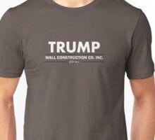 Trump Wall Construction Unisex T-Shirt