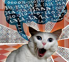 3-3-11 (Morrissey's Cat) by supah