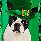 Happy St Patricks Day  by Cazzie Cathcart