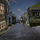 Haworth Yorkshire. by Irene  Burdell