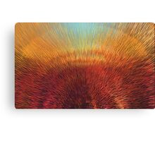 Epic Sunrise Canvas Print