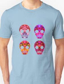 Skull Halloween Unisex T-Shirt