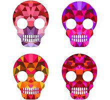 Skull Halloween by Alexzel