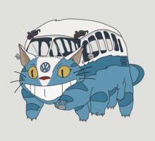 VW catbus by melancholymoon