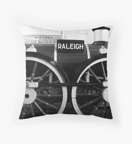 Raleigh Throw Pillow