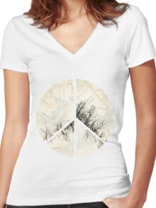 Twelfth Night Women's Fitted V-Neck T-Shirt