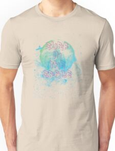 Surf in the Space Unisex T-Shirt