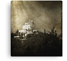 Sacra di San Michele Canvas Print