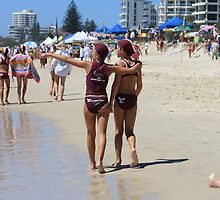 Our Future Lifeguards on the Gold Coast by aussiebushstick