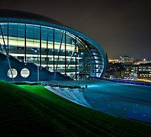 The Sage - Gateshead by David Lewins
