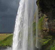 Seljalandsfoss by Ólafur Már Sigurðsson