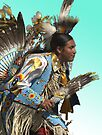 Native Dancer #2 by WesternArt