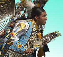 Native Dancer #2 by WesternArt