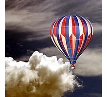 High Flying Photographic Print