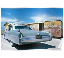 Lone Pine Cadillac Poster