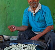 Sweet Maker, Udaipur by nekineko