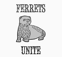 Ferrets Unite Unisex T-Shirt
