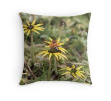 Just the Bees Knees Throw Pillow