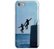 If You Think Adventure is Dangerous... iPhone Case/Skin