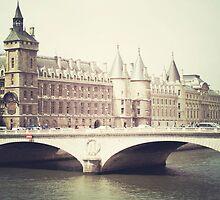 conciergerie, paris by Natasha Calhoun
