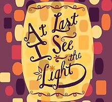 Tangled - At Last I See the Light by DesignsByAND