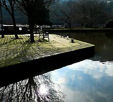 Hebden Reflections by kernowseb