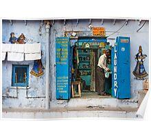 Laundry in Bundi Poster