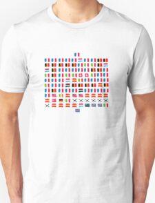 Tour Nations Unisex T-Shirt