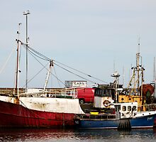 Howth Harbour August 2010 by Nick Jermy