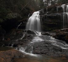 Long Creek Waterfall by DHParsons