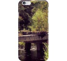 Old Train Trestle iPhone Case/Skin